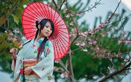 ชุดกิโมโน (Kimono)