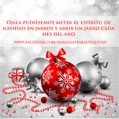 Frases navideñas, postales para regalar en navidad