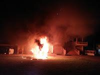 Inilah Kemarahan Warga Tanjung Balai, Cek Foto-fotonya !