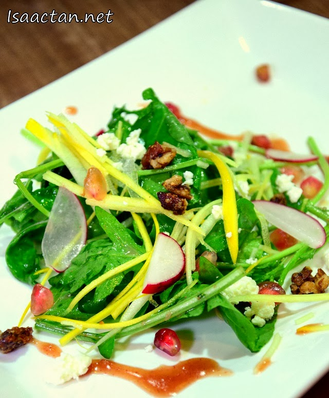 #5 Pomegranate Salad