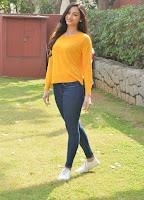 Srinidhi Shetty Photos at KGF Sucess Meet TollywoodBlog