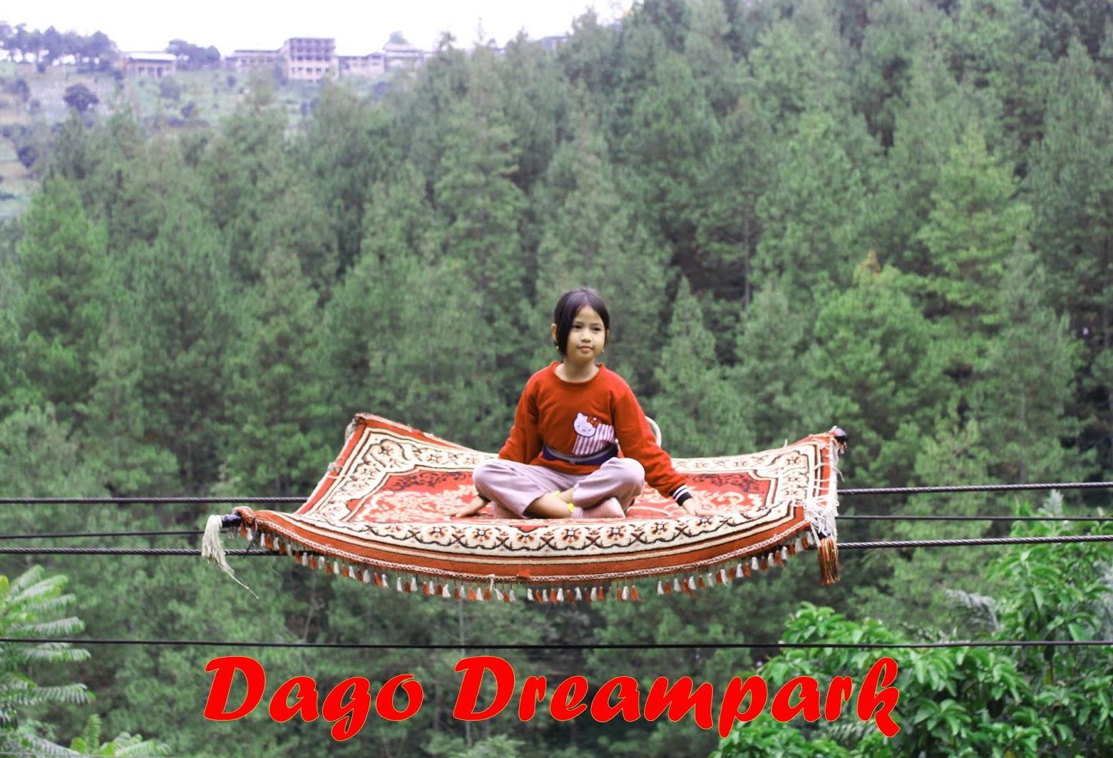 Dago Dreampark, Destinasi Wisata Paling Kekinian di Bandung