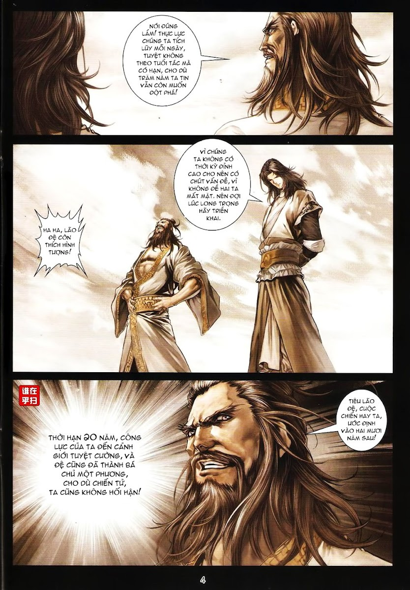 Ôn Thụy An Quần Hiệp Truyện chap 63 trang 4