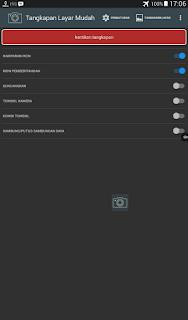 Aplikasi Screenshot Android Tidak Perlu di Install Lagi