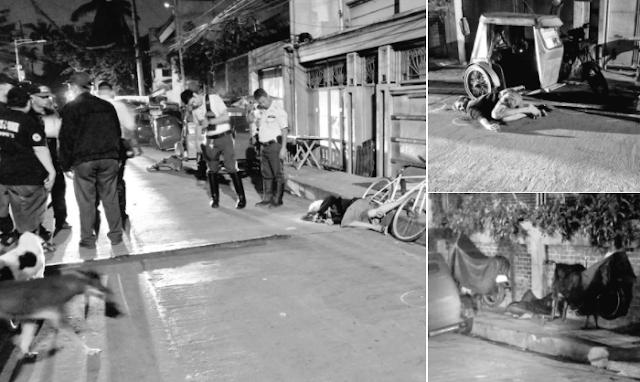 Modus ng mga kriminal: Gunmen 'dressed as policemen' kill three