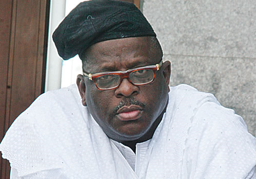 Buruji Kashamu arrested Deji Babington-Asaye  for calling him Drug Baron' and 'Jail Breaker' on WhatsApp