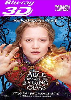 Alicia a través del espejo (2016) 3D SBS