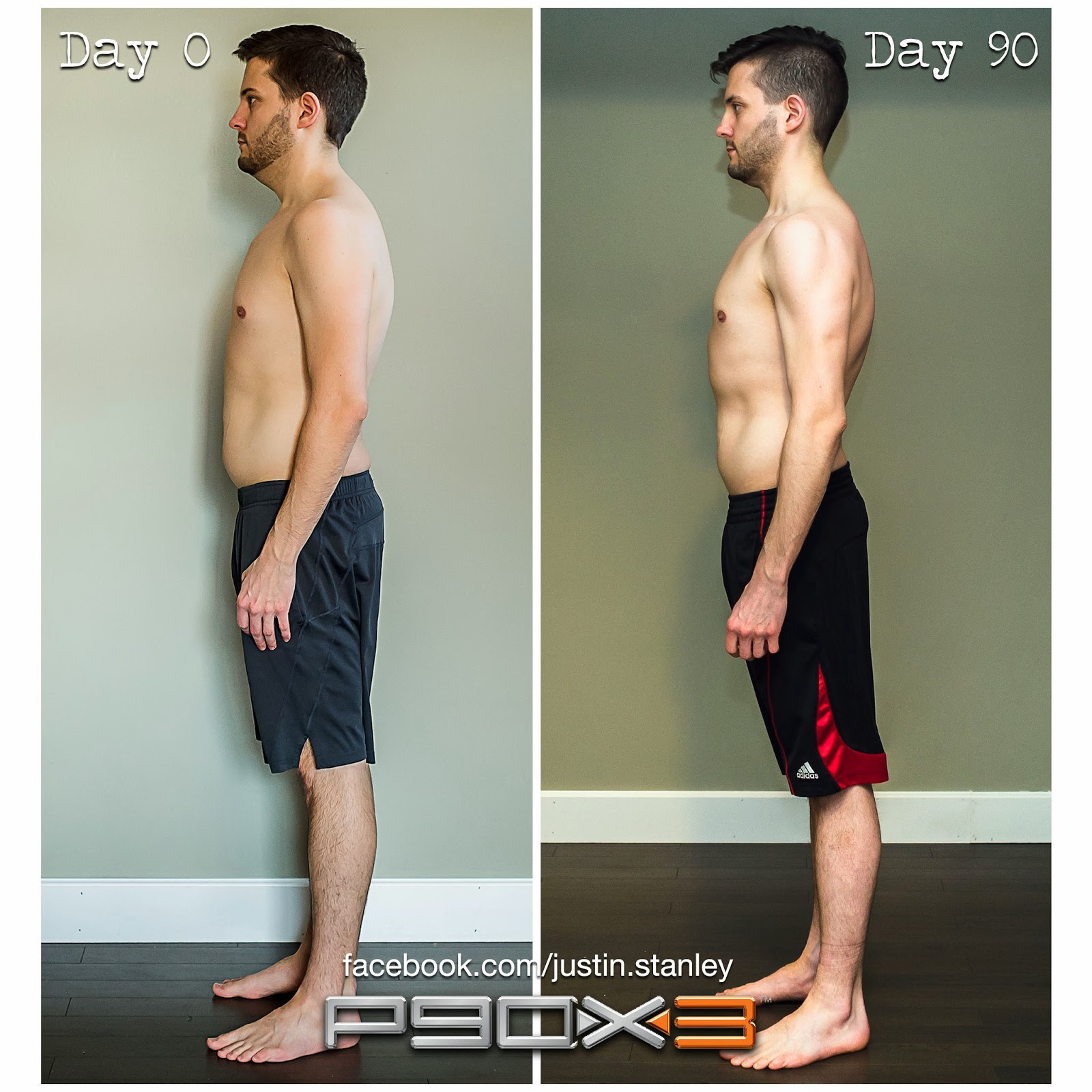 JS Fitness Nut with Justin Stanley: My P90X3 Results