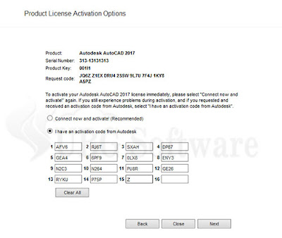 AutoCAD 2017 UBG SOftware