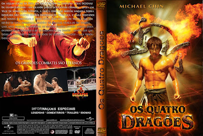 Os Quatro Dragões (Four Dragons)  Torrent - Dual Áudio (2013)