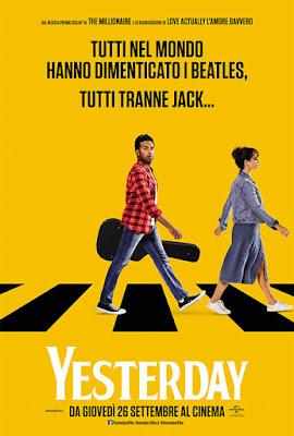 Yesterday 2019 Movie Poster 3