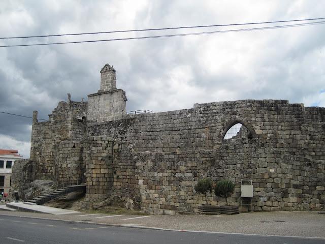 Castillo de los Condes de Ribadavia