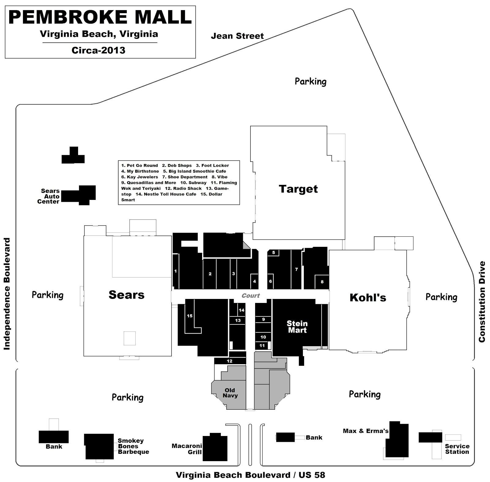 Pembroke Ontario Mall Movie Theatre Le Film Egyptien Al