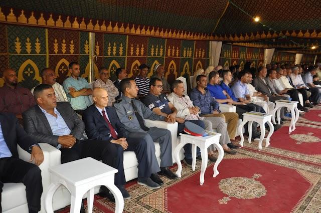 بالصور ... افتتاح الدورة التاسعة لمهرجان سيدي رحال الشاطئ بإقليم برشيد