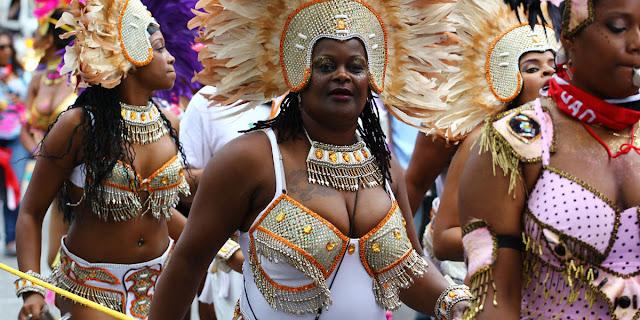 imagenes de las celebracion cultural de los negros en america