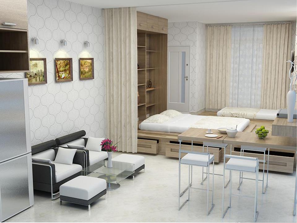 Nhà mẫu căn hộ Vincity New Saigon