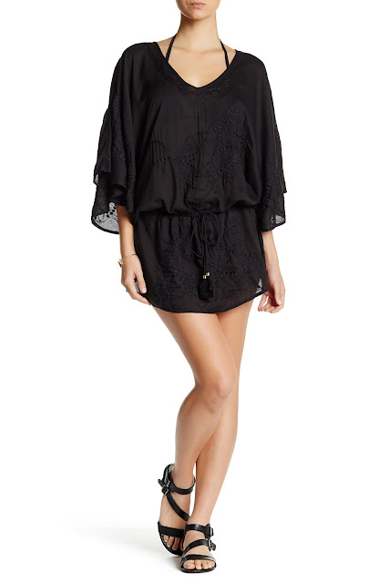 Nordstrom Rack: 76% off ViX Swim Cover-Up! Solid Vintage Inspired Tunic