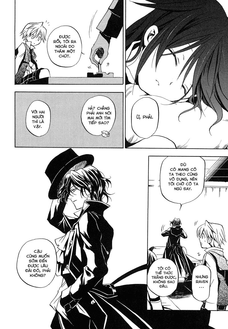 Pandora Hearts chương 005 - retrace: v clockwise doom trang 22