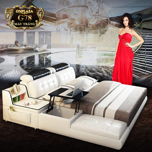 Những mẫu giường ngủ hiện đại cho ngươi độc thân