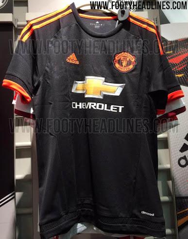 Manchester United 15 16 Third Kit Already On Sale In Dubai Footy Headlines