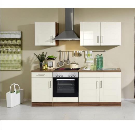 Günstige Küchenzeilen Mit E-Geräten