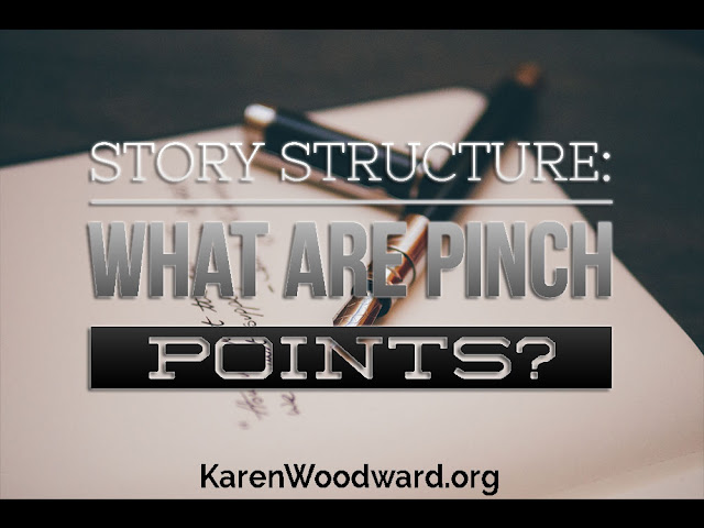 Story Structure: What Are Pinch Points?