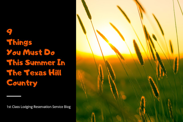 9 things you need to do this summer in texas hill country blog cover