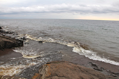 how would you know if Lake Superior is clean enough to swim in?