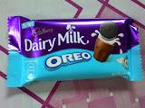 New Cadbury Coklat Oreo