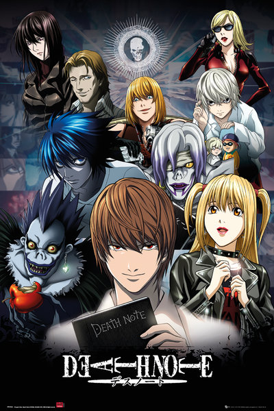 DEATH NOTE [LATINO] [37/37] [MEGA]