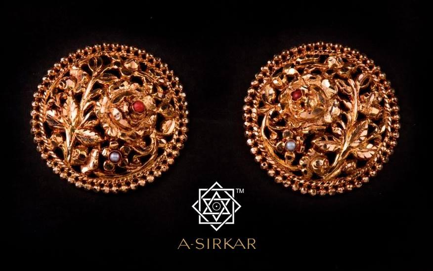 Bengali Bridal Jewellery The Dazzling Quot Bodhu Quot Elegant Eves