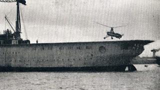 1917 creación en España de la aviación naval