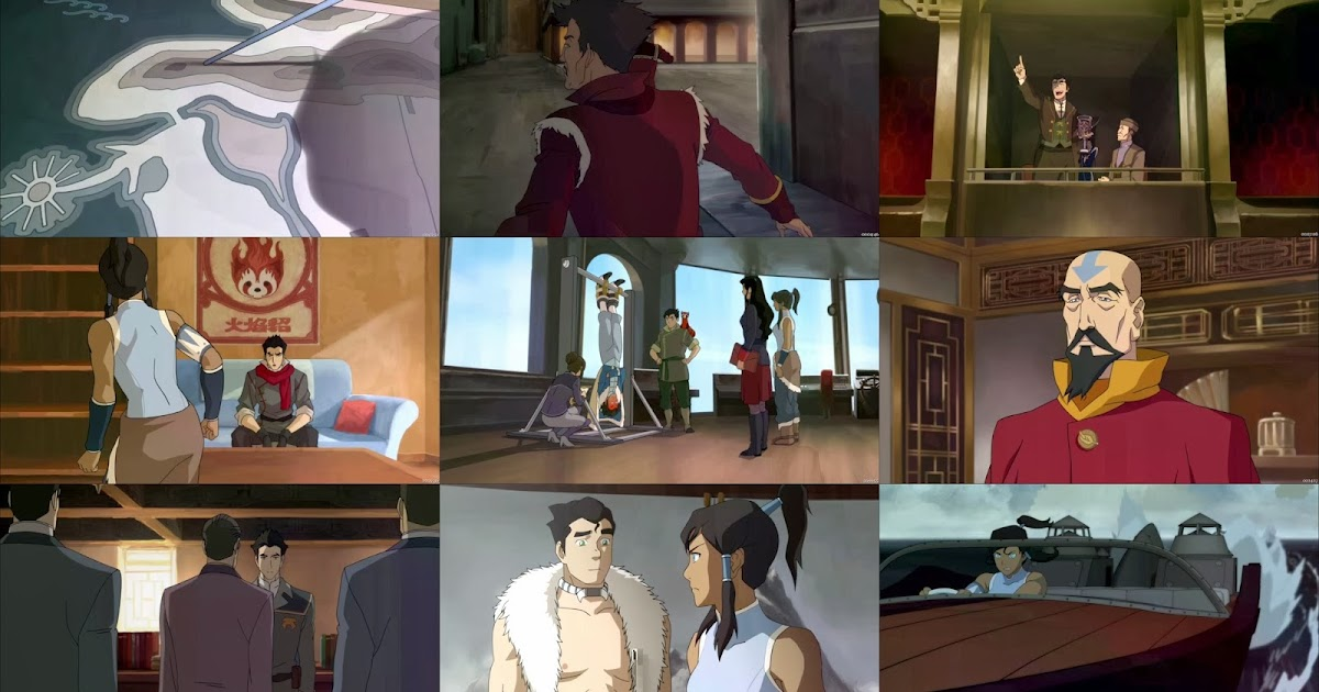 legend of korra season 2 episode 12 anime4fun