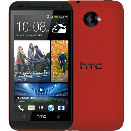 HTC Desire 601 dual sim pictures