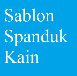Sablon Spanduk Kain