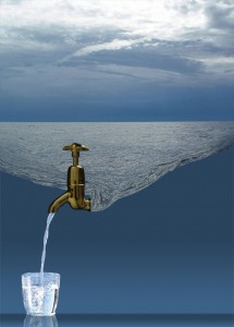 creative image for Water Technology conference 2013
