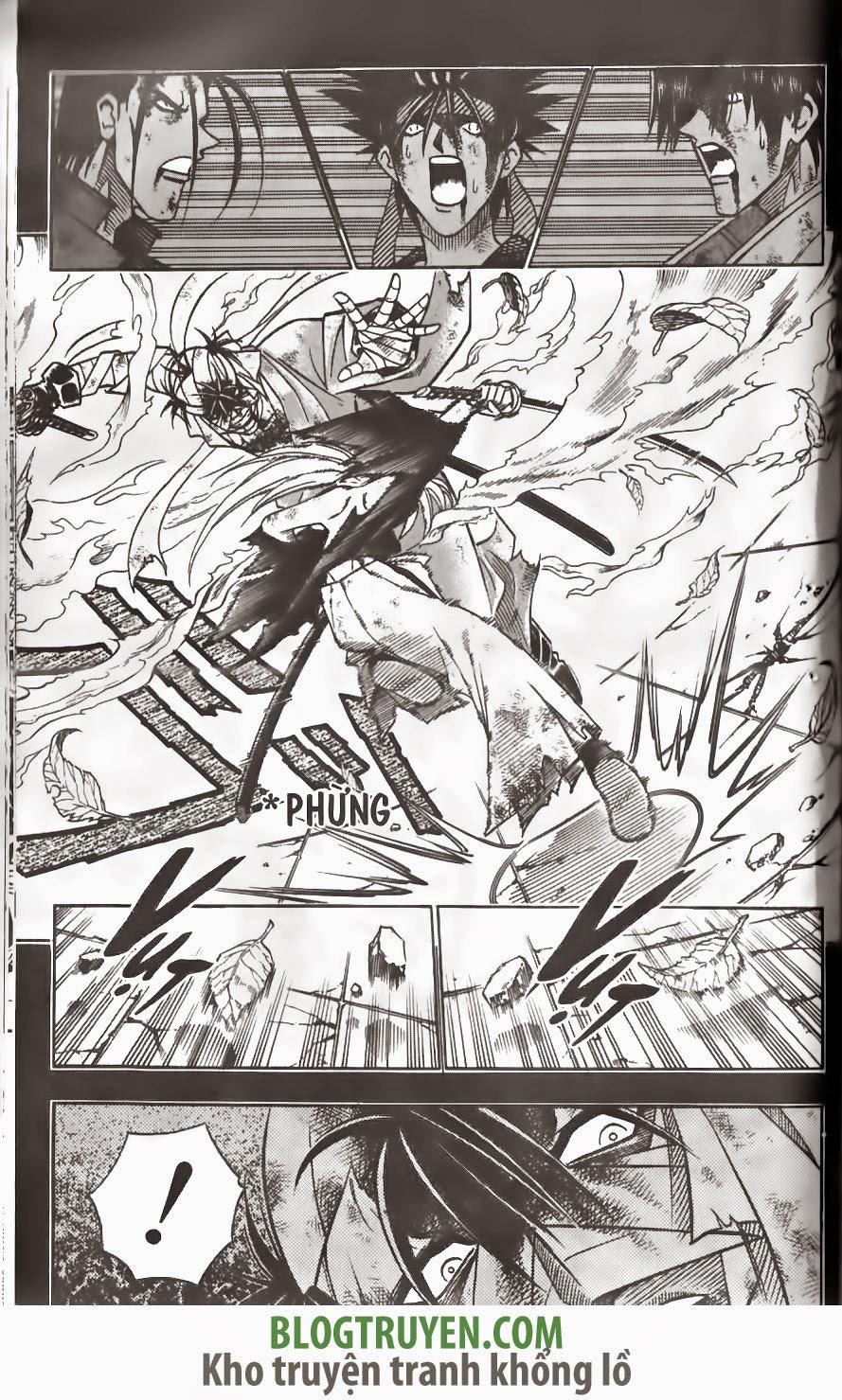 Rurouni Kenshin chap 143 trang 16
