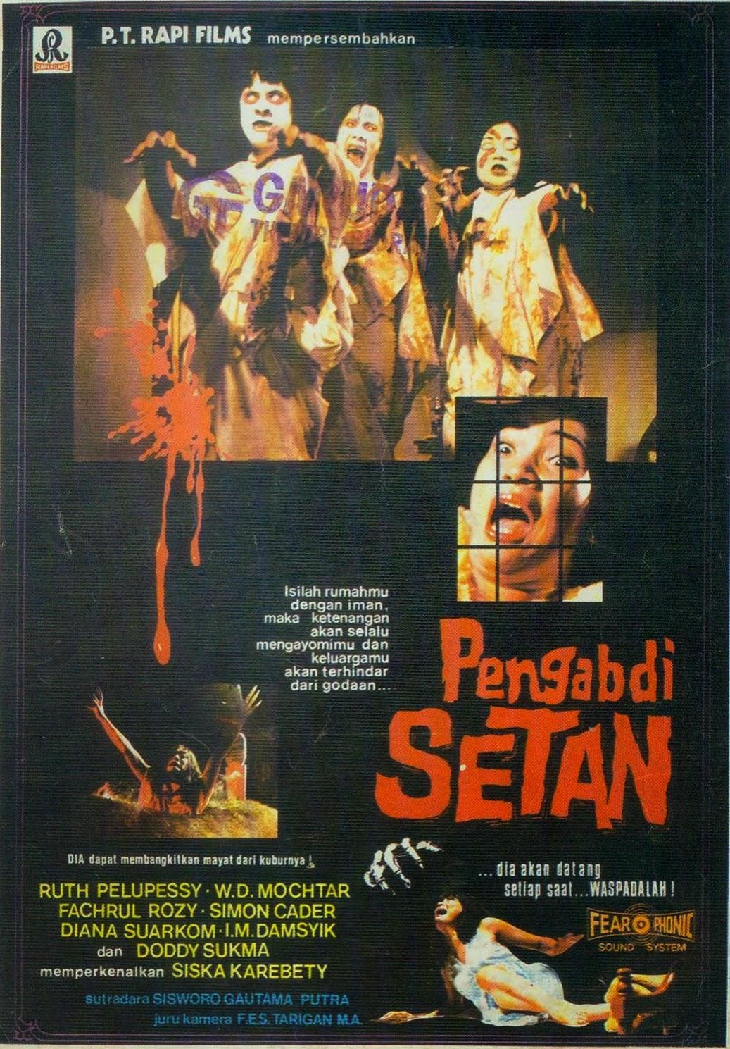 pengabdi setan 1980 review
