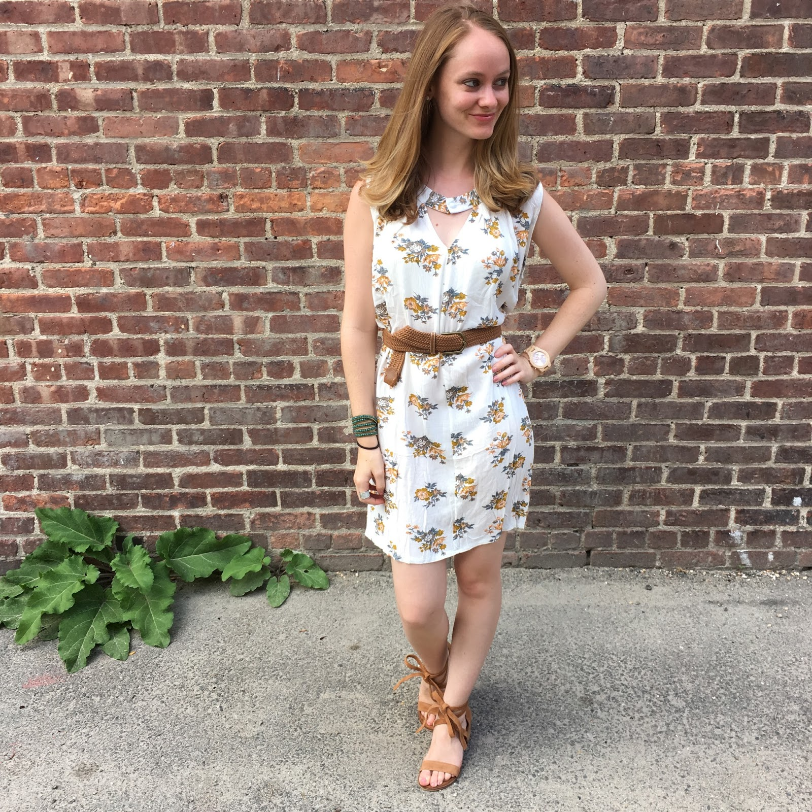 Floral Dresses Under $20