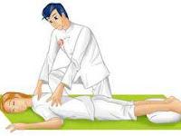 pengobatan Shiatsu