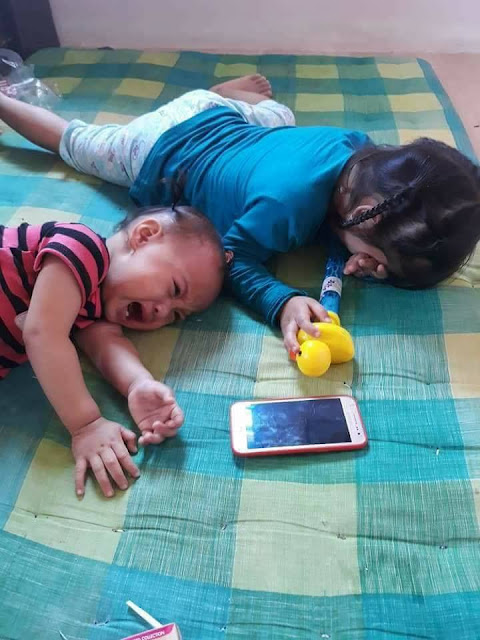 Kalau Seperti ini Dijamin Ampuh Hindarkan Anak Dari Kecanduan Gadget, Tapi Berbahaya Nggak ya Bun?