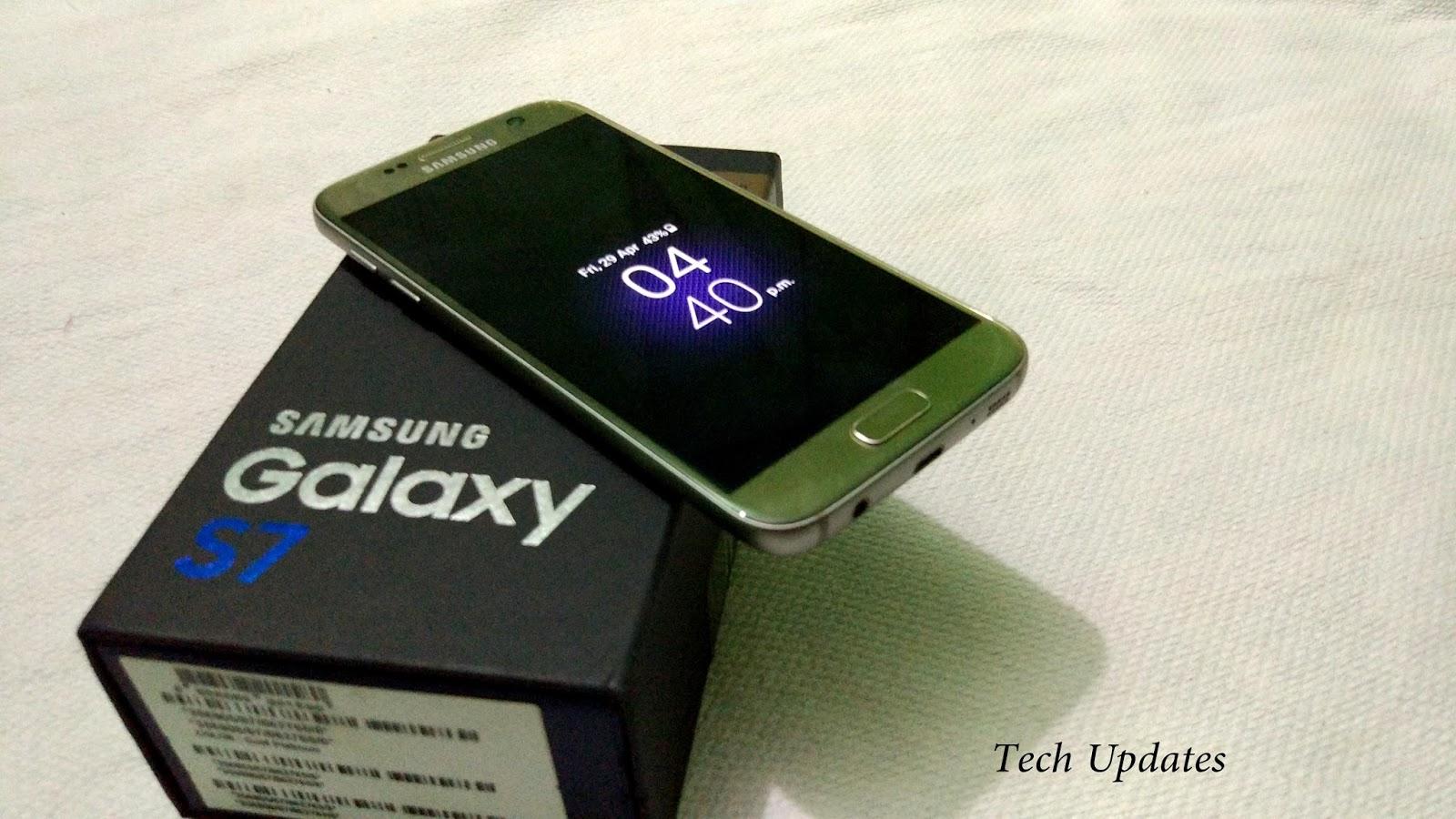 Samsung Galaxy S7 & Galaxy S7 Edge gets Android 8 0 Oreo