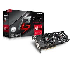Phantom Gaming Radeon RX560 | ASRock 4GB GDDR5 Graphics Card