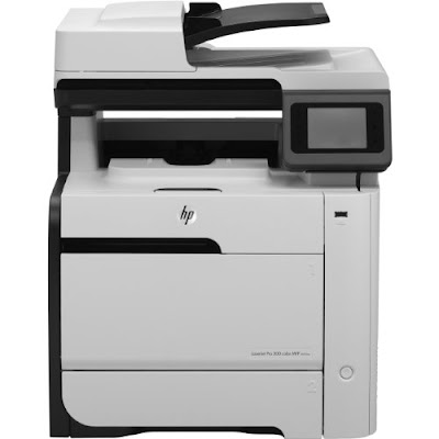 HP LaserJet Pro 300 Color M375nw Driver Download