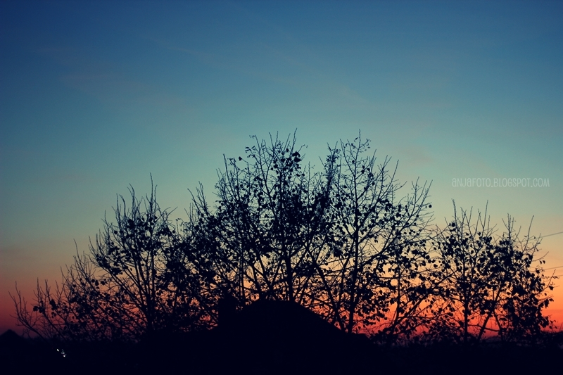 niebo, zachód słońca, sky, skyphotography, sunset