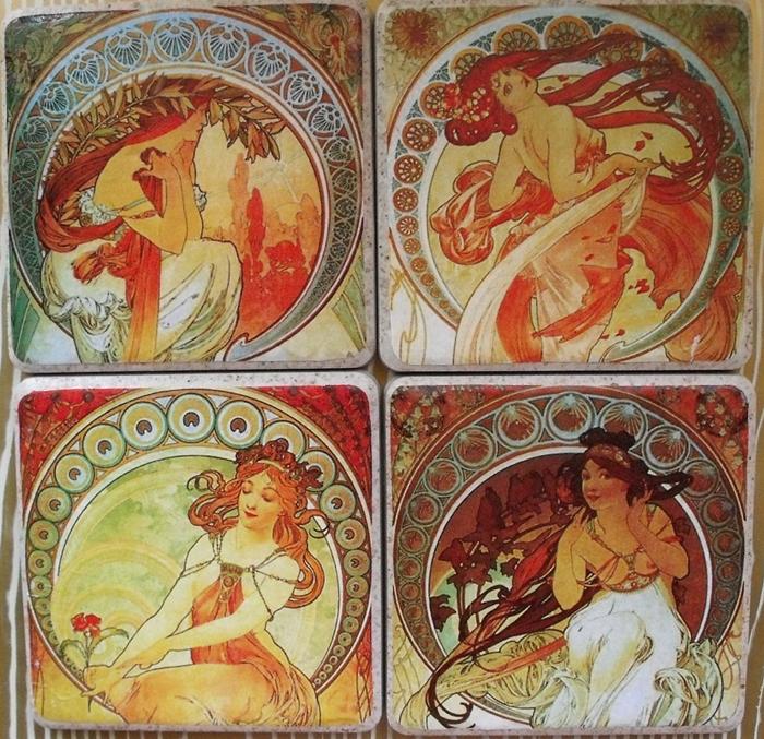 The Art Nouveau movement   1890-1910   Art history