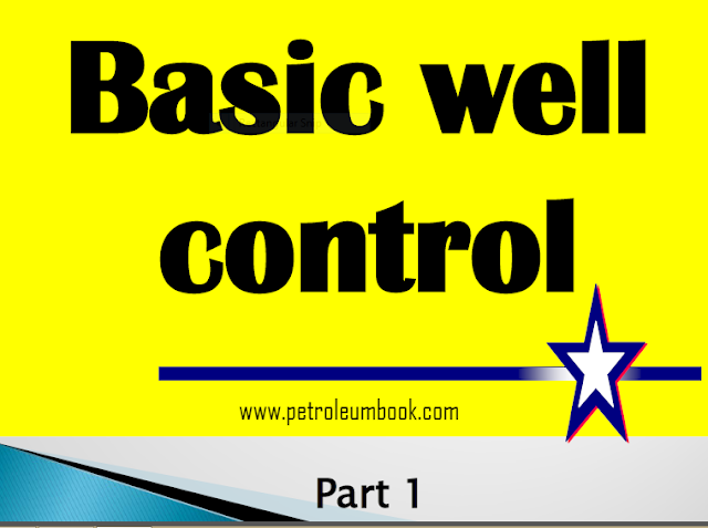 Basic well control