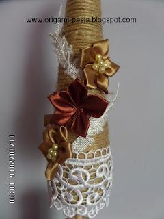 juta, drzewko, sznurek, jutowy, rękodzieło, święta, handmade,