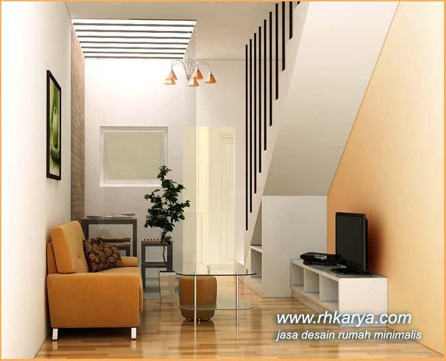Desain Rumah Tampak Depan 2 Lantai