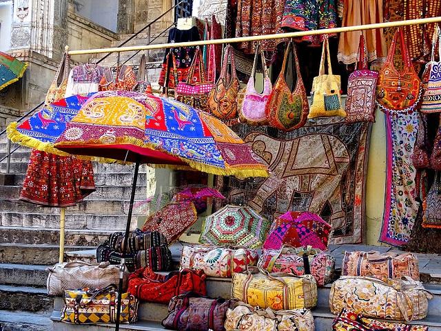 Street Markets in Jaisalmer